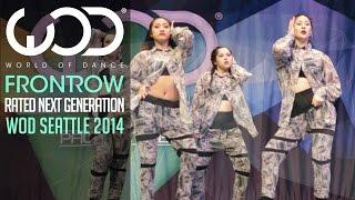 getlinkyoutube.com-RNG | FRONTROW | World of Dance, Seattle 2014 #WODSEA