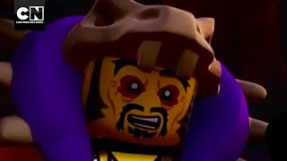 getlinkyoutube.com-Karloff Loses His Metal | NINJAGO: Masters of Spinjitzu | Cartoon Network