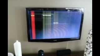 getlinkyoutube.com-TV LCD 46' Samsung (Problema Display)