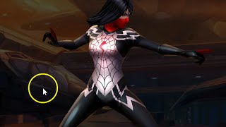 "getlinkyoutube.com-Marvel Future Fight- New Hero ""Silk"" First Look"