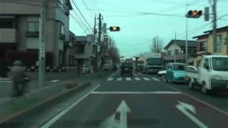 getlinkyoutube.com-[drive japan]草加市-越谷市をドライブ 埼玉県道49号(Central Soka-Koshigaya)