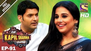 The Kapil Sharma Show - दी कपिल शर्मा शो - Ep - 91 -Team Begum Jaan In Kapil's Show - 19th Mar 2017