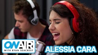"""getlinkyoutube.com-Alessia Cara Covers Shawn Mendes """"Stitches"""" (Acoustic) 