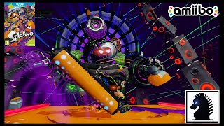 getlinkyoutube.com-Wii U Amiibo - Splatoon - Inkling Boy - Challenge #25 - Enter the Octobot King!