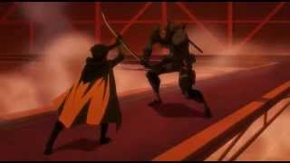 getlinkyoutube.com-Son of Batman: Final Fight Robin VS Deathstroke