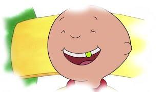 getlinkyoutube.com-Caillou English Full Episodes   Caillou and the Tooth Fairy   Caillou New HD!   Cartoon for Kids