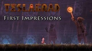 getlinkyoutube.com-Teslagrad: Indie 2D Platformer - First Impressions