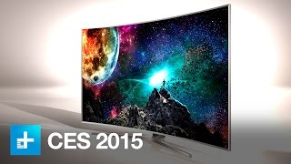 getlinkyoutube.com-It's not UHD, it's SUHD: Samsung kicks 4K TV up a notch with new lineup for 2015 - CES 2015