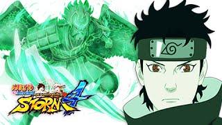getlinkyoutube.com-Naruto Ultimate Ninja Storm 4 Gameplay - Uchiha Shisui Awakening & Ultimate Jutsu