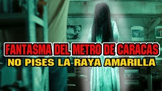 getlinkyoutube.com-Fantasma real en Metro de Caracas. Estación Colegio Ingenieros.