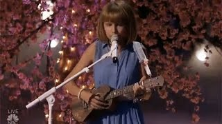 Grace-Vanderwaal-live-show-Beautiful-Thing-HD-full-video width=
