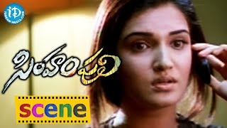 getlinkyoutube.com-Jeeva Romantic Song With A Lady From Simham Puli Movie || Romance of the day