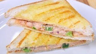 getlinkyoutube.com-แซนวิชทูน่า Tuna Sandwich
