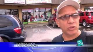 Inmigrantes venezolanos en la mira de autoridades aeroportuarias