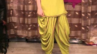 getlinkyoutube.com-21 Versions Of Salwar