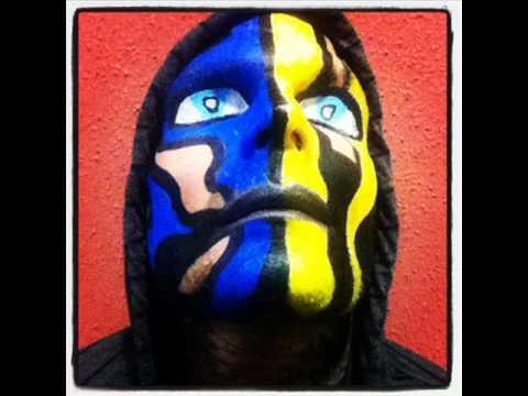 jeff hardy face paint maskJeff Hardy Face Paint Red