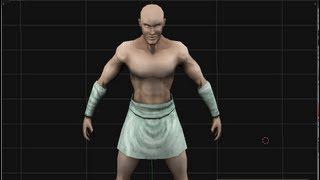 getlinkyoutube.com-Blender 2.6 Crear videjuegos para Pc: Tutorial nº2: Personaje no sea un cubo /Nivel principiante