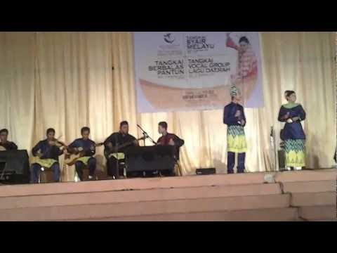 festival seni budaya melayu kalimantan barat kabupaten kuburaya feat FEAT Ikan mas (kopi pncong)