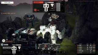 BattleTech - E3 2017 Játékmenet