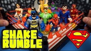 getlinkyoutube.com-Imaginext Toys Battle Royal - ft. Imaginext Batman Toys & Spiderman Toys - Full Episodes by KidCity