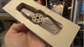 getlinkyoutube.com-CNC - DIY Propeller Part 1