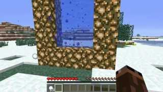 getlinkyoutube.com-Minecraft Tutorial: Ein Aether Portal bauen [Deutsch/HD]