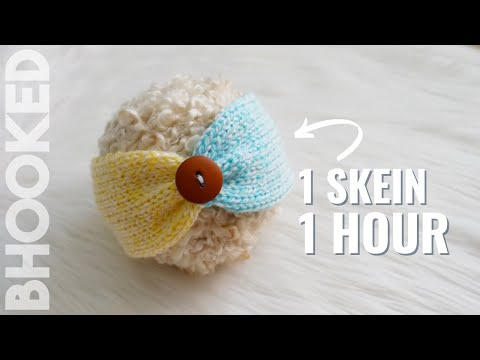 How to Knit a Headband for a Baby - Beginner Friendly