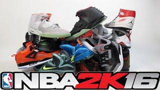 getlinkyoutube.com-NBA 2K16 How To Get Free Shoes (NO GLITCH) ⋆#NBA2K16⋆