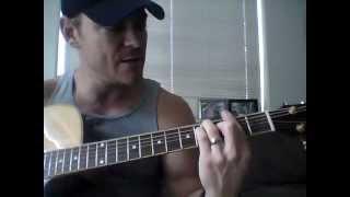 getlinkyoutube.com-How To Play Personal Jesus On Guitar - Johnny Cash Version
