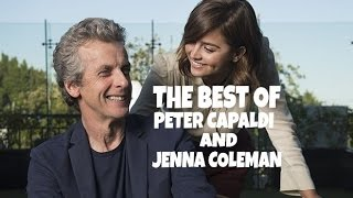 getlinkyoutube.com-The Best of Peter Capaldi and Jenna Coleman