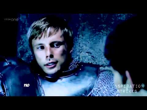 Into the Dark [Merlin / Arthur]  (spoilers for 4x01 and 4x02)