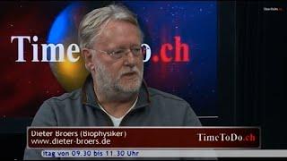 Dieter Broers - Der verratene Himmel, TimeToDo.ch 17.11.2014