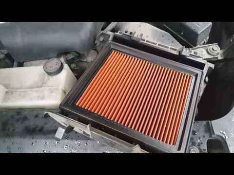 Замена воздушного фильтра infiniti g37s