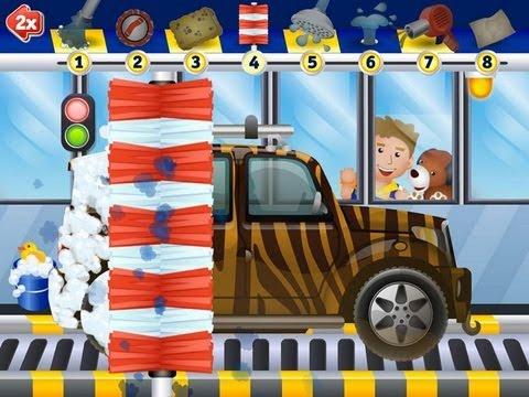 Auto waschen für Kinder (Happy Touch) | Beste Kinder