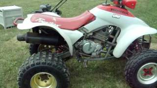 getlinkyoutube.com-honda 250x cold start/rev