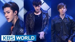 getlinkyoutube.com-INFINITE & EXO - Collaboration [2014 KBS Song Festival / 2015.01.14]