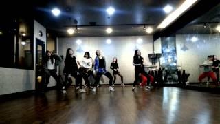 getlinkyoutube.com-Twerk It Like Miley-Brandon Beal   Choreography by Darlene&Semi   Dance Town Studio