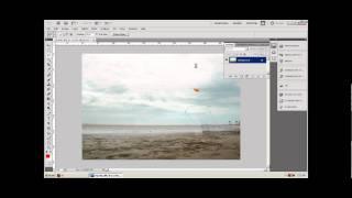 Photoshop CS5 - Phan 1 - Bai 7 - Fill content aware