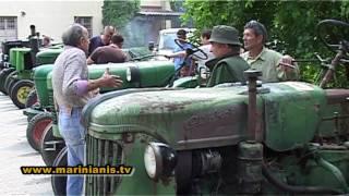 getlinkyoutube.com-Oldtimer traktori - Orahovica 6.6.2010