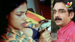 getlinkyoutube.com-Vineeth as Nithya Menon's Father in '100 Days of Love'   Dulqar Salman
