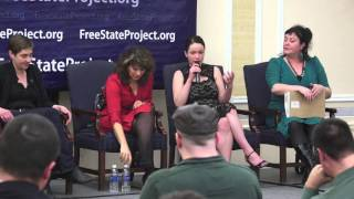 getlinkyoutube.com-Naomi Wolf & Karen Straughan - Do We Need Feminism? @NHLF