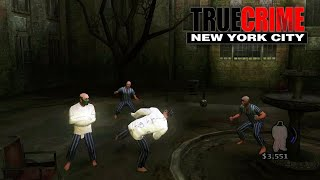 True Crime: New York City (PC) - Mission #8 - Crazy Escape