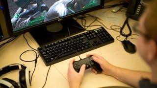 getlinkyoutube.com-كيف تشبك يد البلايستيشن 4 في الـ PC !!