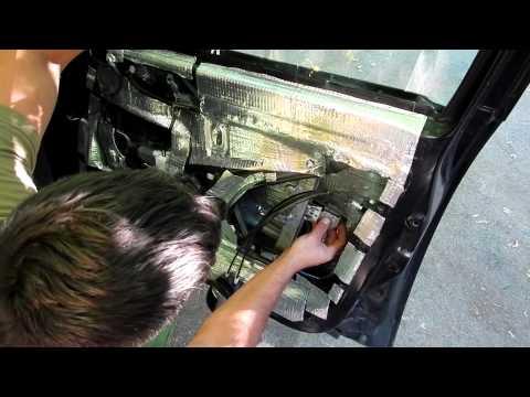 Замена бокового стекла своими руками Бортжурнал Mitsubishi Colt