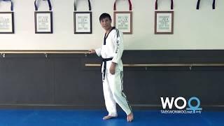 getlinkyoutube.com-Taekwondo stretching tip : Hurdler Stretch (taekwonwoo)