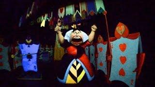 getlinkyoutube.com-Alice In Wonderland 1080p January 2014 Disneyland Resort