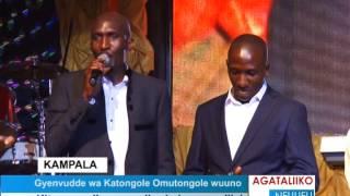 Gyenvudde wa Katongole Omutongole wuuno