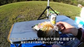 getlinkyoutube.com-2016 4 11川の駅いけじまキャンプ