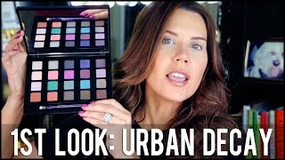 getlinkyoutube.com-NEW Urban Decay Vice Palette | First Impressions