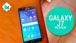 getlinkyoutube.com-Samsung Galaxy J7 - Review en español